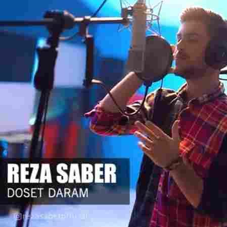 دانلود آهنگ جدید دوست دارم از رضا صابر