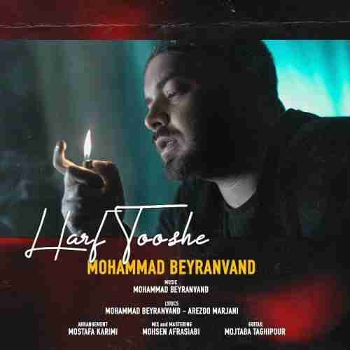 دانلود آهنگ جدید حرف توشه از محمد بیرانوند