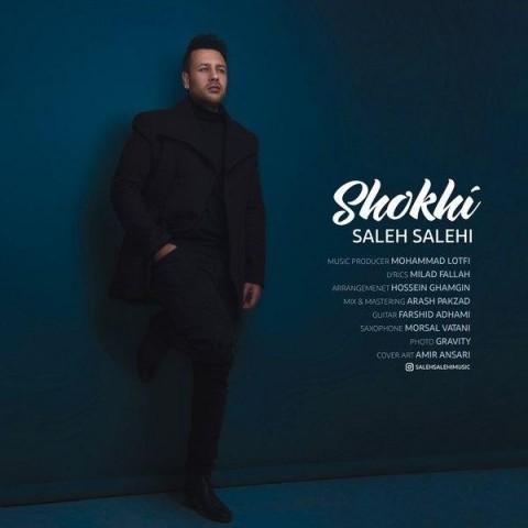 دانلود آهنگ جدید شوخی از صالح صالحی