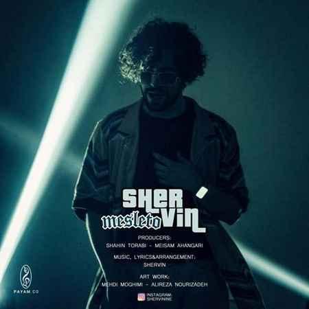 دانلود آهنگ جدید مثل تو از شروین حاجی آقاپور